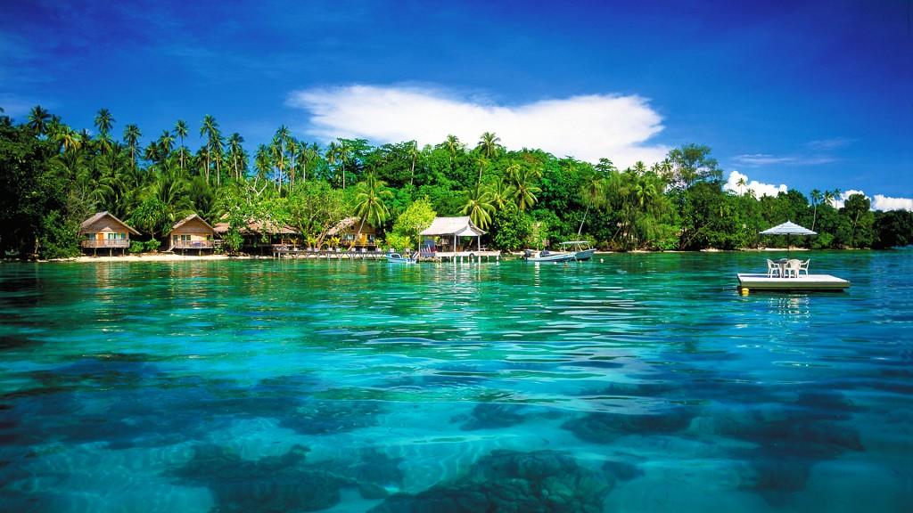 undiscovered solomon islands