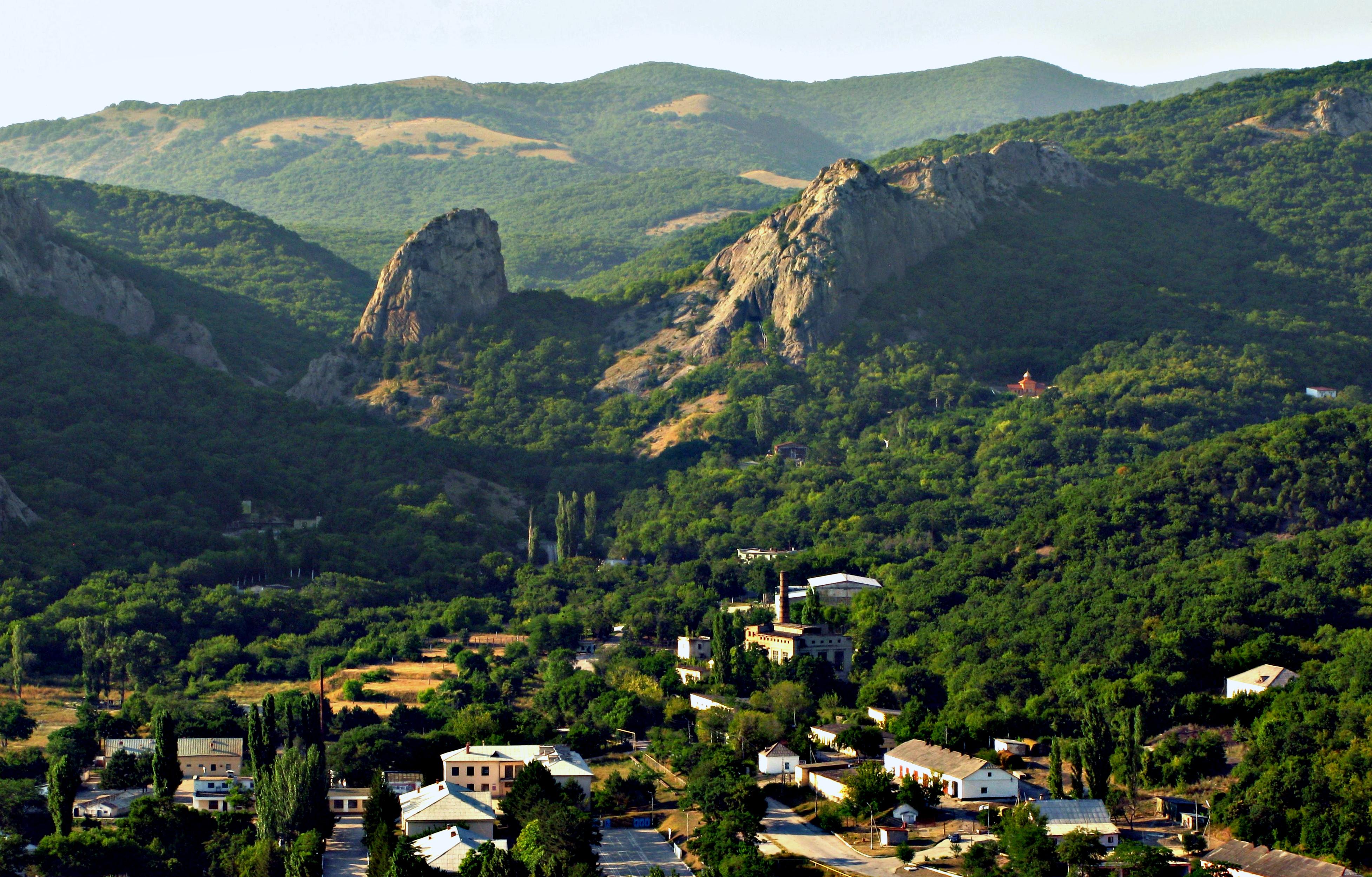 Kyzyl-Tash.Crimea.Ukraine