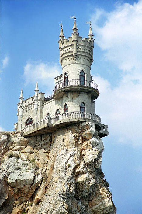Swallows nest castle